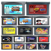 32 Bit Video Game Cartridge Console Card RPG The Role Playing Game Series First Edition