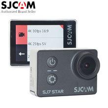 SJCAM SJ7 Star Native 4K Action Camera Wifi Gyro Waterproof 2″ Touch Screen Ambarella A12S75 Mini Sports DV Factory Standard