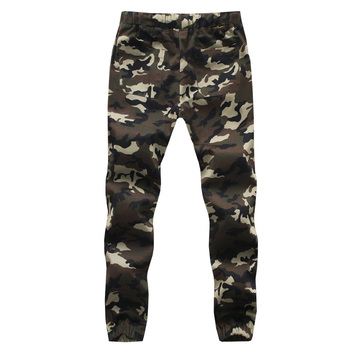 new arrivals fashion men camouflage military pants joggers sweatpants   trousers 5XL ACL24 2