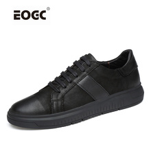 все цены на High Quality Genuine Leather Men Shoes,Handmade Casual Shoes Sneakers For Men,Outdoor Stylish Men Flats Shoes Men Dropshipping онлайн