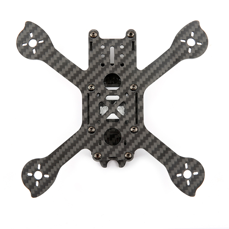 iFlight iX3 V2 145mm FPV Racing Quadcopter Frame compitable with 3030 props REVOBee F4 Flight Controller