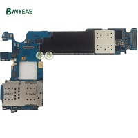 BINYEAE Unlocked Main Motherboard Replacement For Samsung Galaxy S7 G930FD Dual Duos Card 32GB