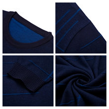 Soft Cashmere Sweaters O-Neck Wool Pullovers