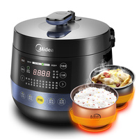 Midea High quality Electric Pressure Rice Cooker Double Bile Raise Pressure Cooker