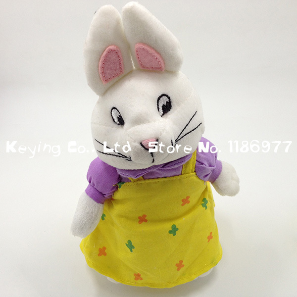 Ruby And Max Bunny Rabbit Easter Stuffed Animal Plush Soft Toy Ty 7.5