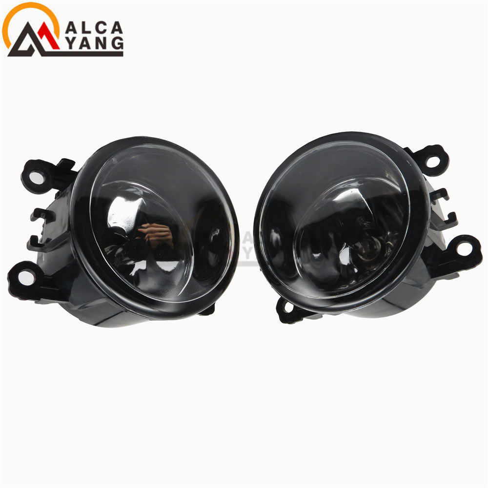 hight resolution of car fog lamp 4000lm fog light for ford focus fusion fiesta tourneo transit 2001 2015