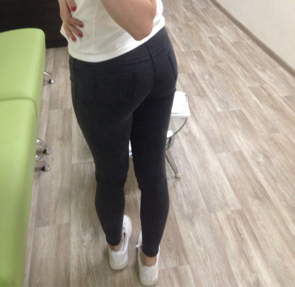 BIVIGAOS Fashion Women Casual Slim Stretch Denim Jeans Leggings Jeggings Pencil Pants Thin Skinny Leggings Jeans Womens Clothing 2
