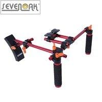 Sevenoak SK-R05 Adjustable Shoulder Rig Chest Support System for DSLRs Camcorders DVs