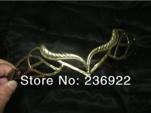 Image 3 - ZRM wholesale 6pcs/lot vintage Hobbit Elronds crown Lord of the Rin gs The Headdress of Elrond,original factory supply