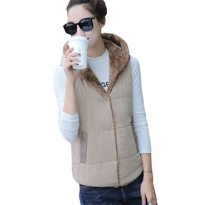 Khaki Vests For Womens Puffer Vests Slim Fit Puffy Vests Winter