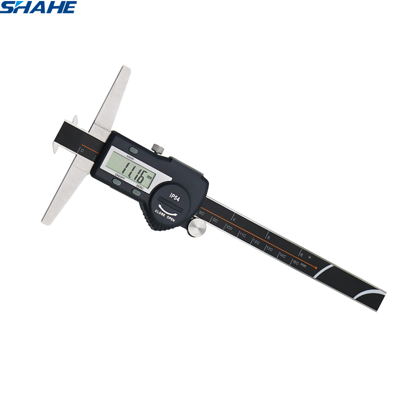 SHAHE 300mm Digital Caliper Set Electronic Large LCD Screen With USB Cable