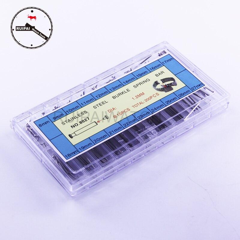 barra de mola conjunto caixa 8mm 27