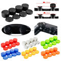 8 pcs/lot Anti-slip Rubber Silicone Analog Thumb Stick Grip Caps for Sony Playstation 4 PS4 PS3 Controller Thumbsticks