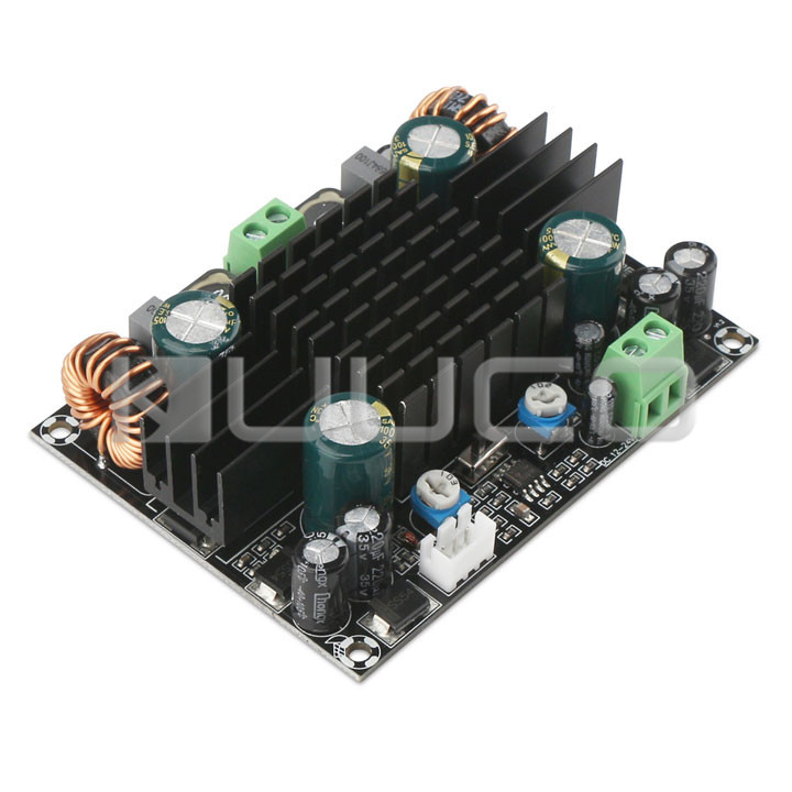 Audio Amplifier DC 12V 24V Subwoofer Amplifier Board TPA3116D2 150W High Power Pure Bass Car Amplifier Module 12v high power 120w 8 inch 10 inch 12 inch subwoofer car core subwoofer amplifier board pure tone
