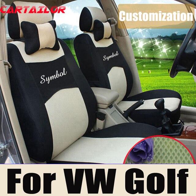 CARTAILOR abdeckung autositze fit für vw golf sitzbezüge set ...