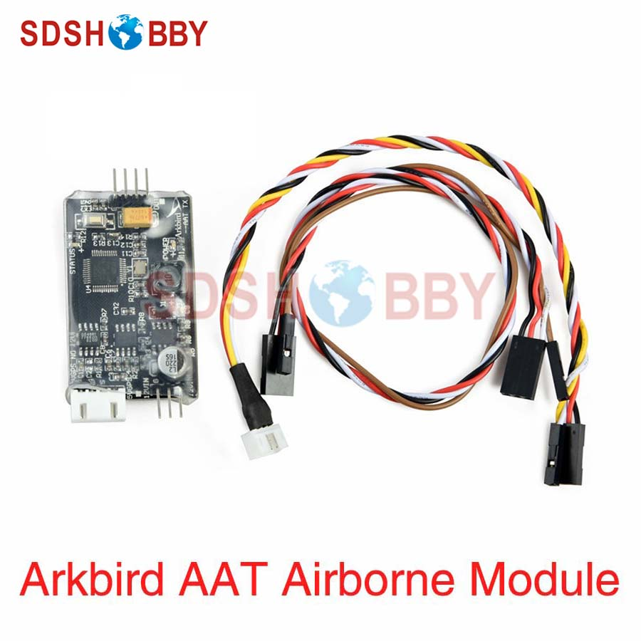 Arkbird AAT Airborne Module Extend Range Compatible with 1.2G 5.8G Ground System legend airborne бермуды
