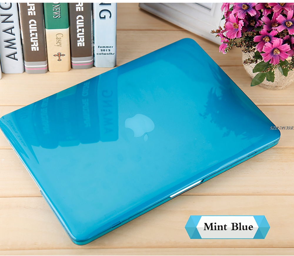 Crystal Hard Laptop Case for MacBook 95