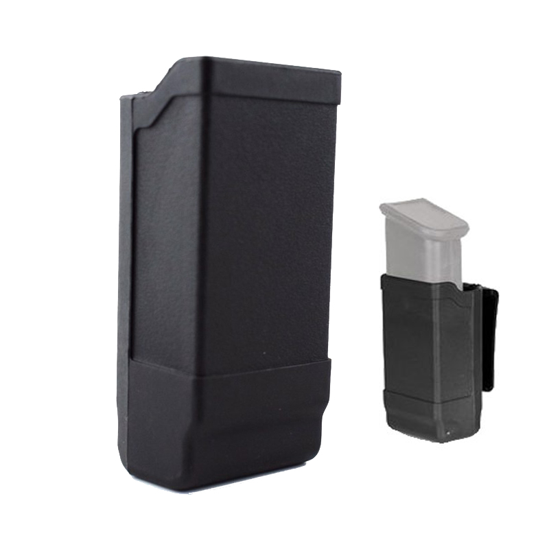 Tactical Magazine Pouch Hunting Airsoft Pistol Holster <font><b>Gun</b></font> Accessories <font><b>9mm</b></font> Mag Pouch For <font><b>Glock</b></font> 17 19 HK USP Beretta M9 Sig P226 image