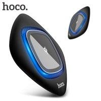 HOCO 스마트 LED 제나라 무선 충전기 아이폰 8/X/8 플러스 10