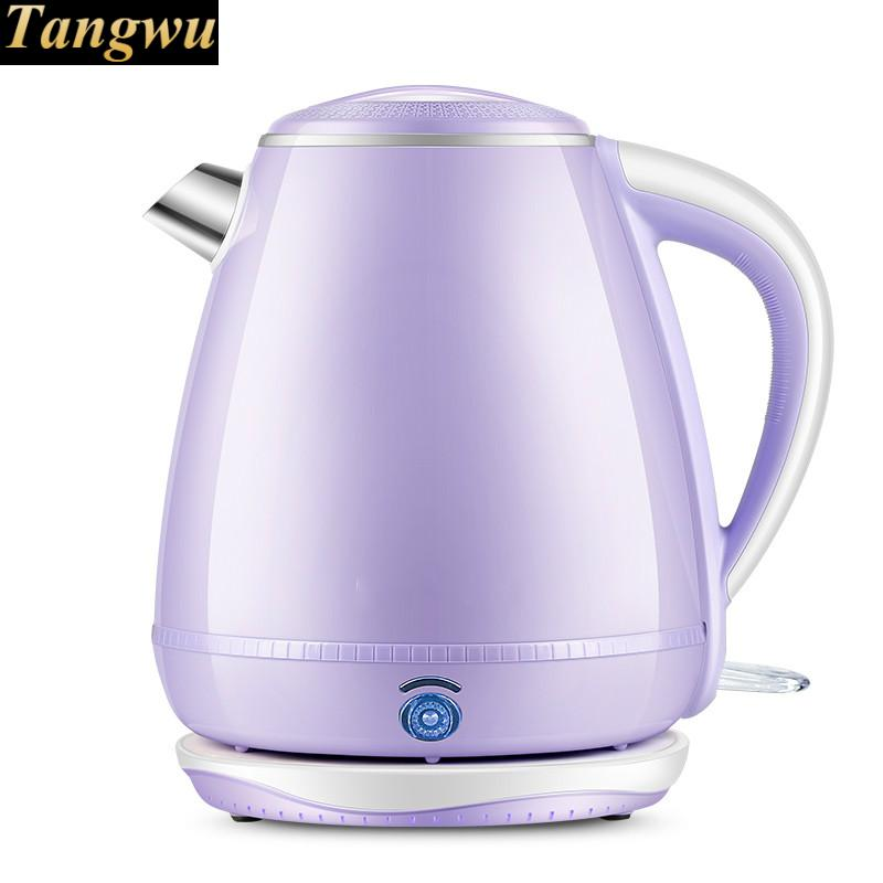 electric kettle is used to prevent the flask of for 304 stainless steel electric kettle is used to boil water 304 stainless steel