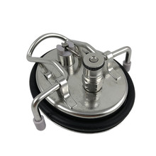 New Replacement Stainless Carbonation lid Home Brew Corny Soda KEG LID beer