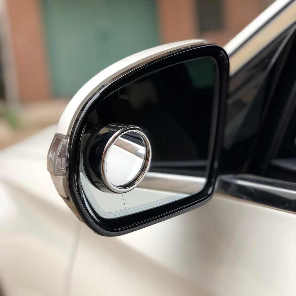 1 Pair Auto Convesso Blind Spot specchio Per Chevrolet Cruze TRAX Aveo di Sonic Lova Sail Equinox Captiva Volt Camaro Cobalto matiz Spark