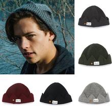 Classic Jughead Jones Riverdale Cosplay Autumn Winter Warm Beanie Hat Unisex Topic Exclusive Crown Knitted Caps