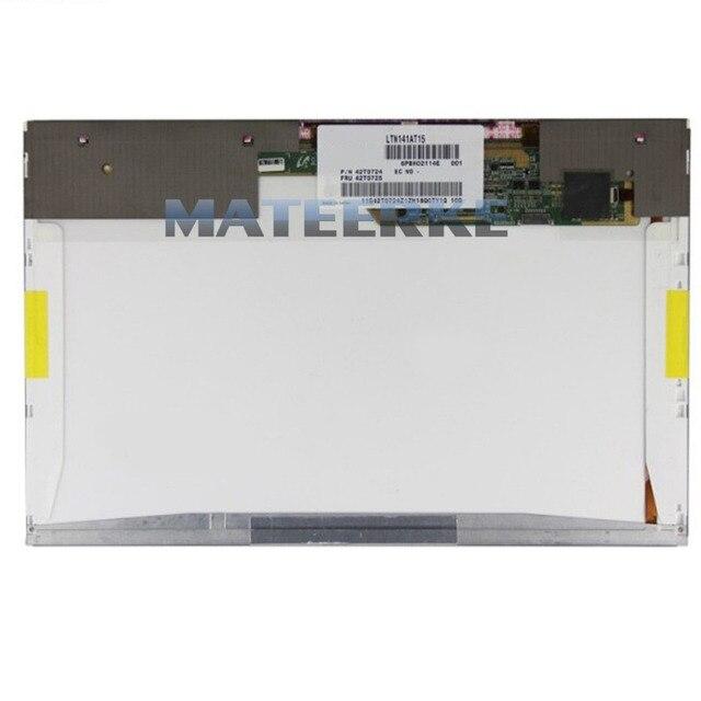 "14.1"" laptop lcd led screen B141EW05 V.4 LP141WX5.tlp3 for Lenovo ThinkPad T410 T410i 1280*800"