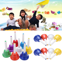 8Pcs Schlaginstrument Kleinkind 8Tone Learning Music Educational Musical