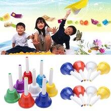 8шт. Ударний інструмент дитячий 8тронний навчальний музичний навчальний музичний