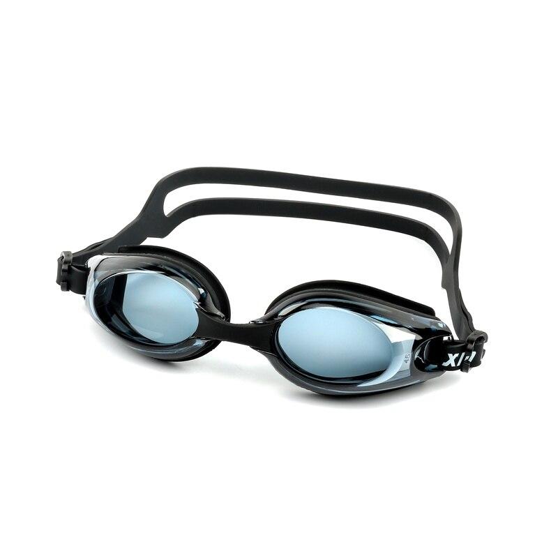 Verão Preto Anti-fog Revestido Água Natação Óculos de dioptria óculos  máscara Adulto Prescrição óculos 2377151610
