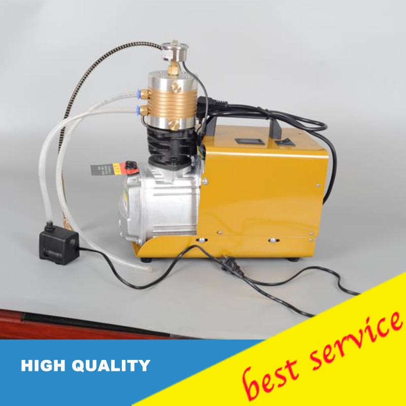 Newly High Pressure Air Pump 30Mpa Electric PCP Compressor
