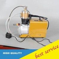 Newly High Pressure Air Pump 30Mpa Electric PCP Compressor Pump 220V 300bar
