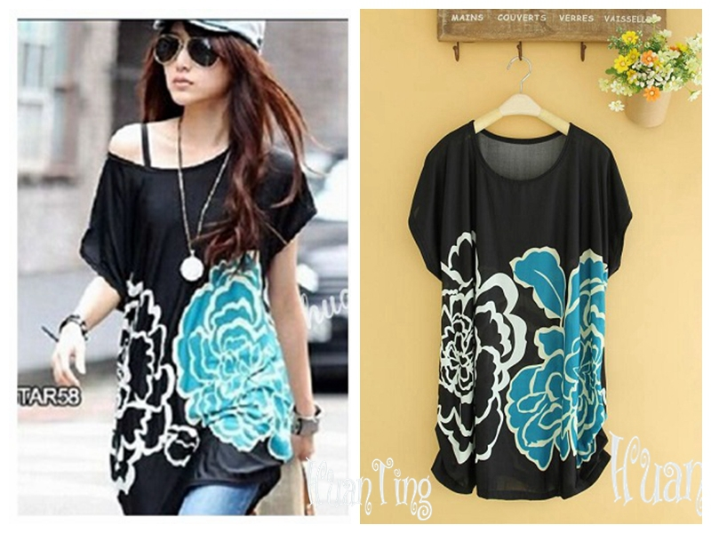 Aliexpress.com : Buy Women Dress Tops New Summer Clothes For Women ...
