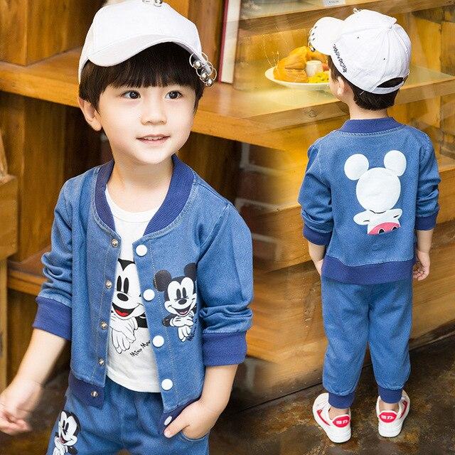 869e3eecf Baby Boys Girls Clothing Set 2019 Fall Winter Children Kids Cotton ...