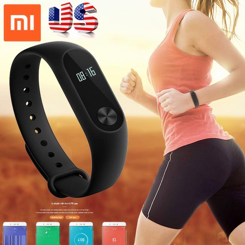 2017 Original for Xiaomi Mi Band 2 Fitness Bracelet Watch ...
