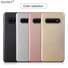 Phone Case For Samsung Galaxy S10 Plus Soft TPU Cover Silicone Rubber