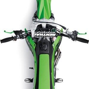Image 5 - 25mm 28mm Vintage Handle Grips Motorcycle Universal Rubber handlebar grips Hand Grip Bar End For Universal Motocross Handle Bar