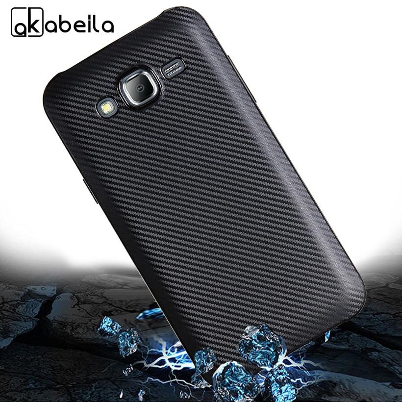 AKABEILA Silicon Case Cover For Samsung Galaxy J5 2015 SM-J5