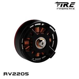 2205 бесщеточный мотор 2300KV/2500KV Фиолетовый/Красный FIRE Phonix 4 шт. 2205 мотор для FPV QAV250 Радиоуправляемый Дрон мультиротор