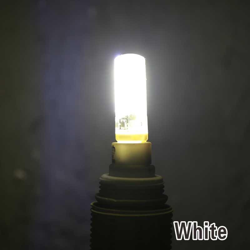 LARZI LED G9 Lamp AC 220V G9 LED Bulb SMD2835 3014 48 64 96 104LEDs Lampada LED 360 degrees Replace Halogen Bulb