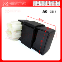 6 Pins AC Ignition CDI Box For Gy6 50cc 80cc 125cc ATV Quads Moped Scooter