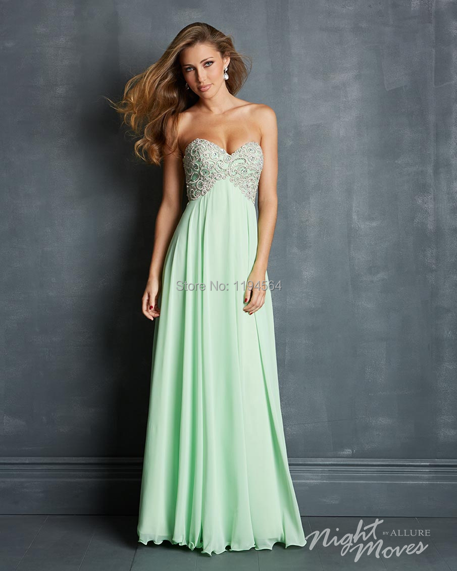Popular Lime Prom Dresses-Buy Cheap Lime Prom Dresses lots from ...