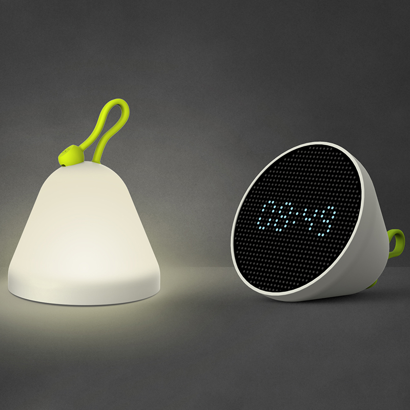 Взять сенсорный Multi-функция будильника двойной спальня ночники, ночник, ночник touch кормления индикатор зарядки
