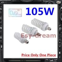 105W 5500K E27 Daylight Bulb Lamp Godox Oubao Jinbei Nice Photo Studio Flash Strobe Light PS060