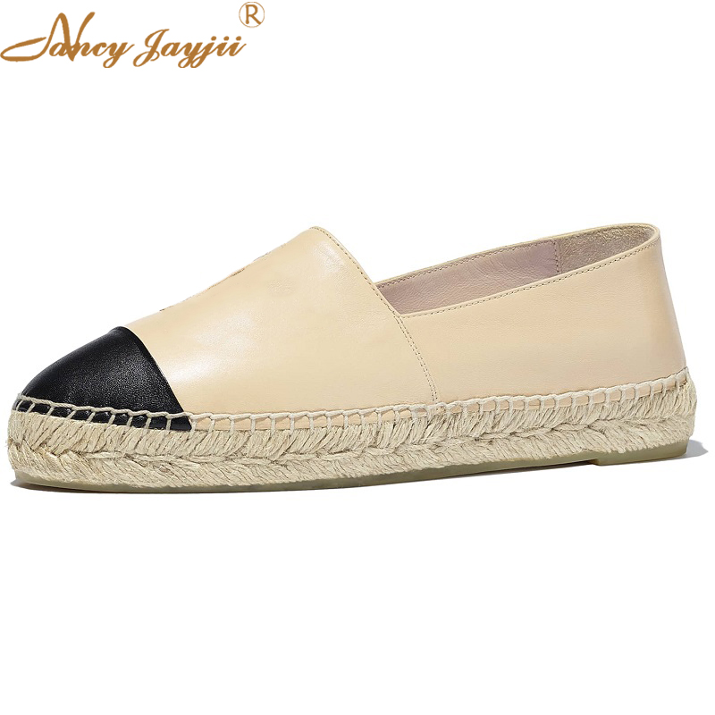 ty08 ty07 Espadrille Noir Grande Casual 11 Ty01 Femmes Nancyjayjii Mocassins Et Rond D'école Plat Veau automne Taille ty03 ty02 ty04 Bout Party amp; ty06 Nude Chaussures ty05 Printemps FwqIdp