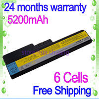 Laptop Battery For IBM Lenovo N500 G450 G530 G550 IdeaPad B460 G430 V460 V460A Z360 V460A