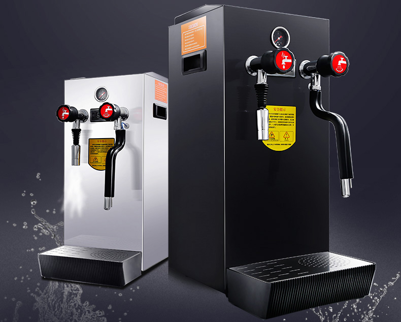 220v Commercial Espresso Coffee Milk Foam Machine Steam Boiling MachineCoffee Milk Foam Machine steam coffe maker 18 free ship steam boiling milk bubble machine commercial tea shop coffee and bubble milk maker fully automatic milk frother
