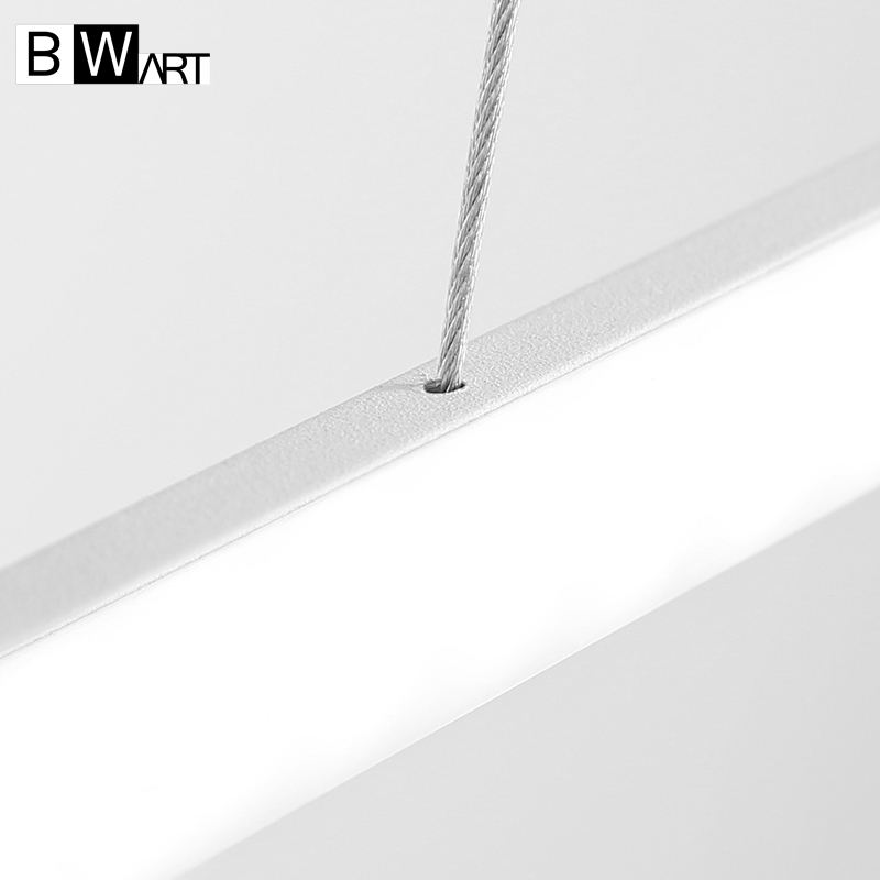 Image 5 - BWART Modern pendant light LED pendant lamp pendant on line fixtures abajour for dining living room bedroom kitchen salon-in Pendant Lights from Lights & Lighting