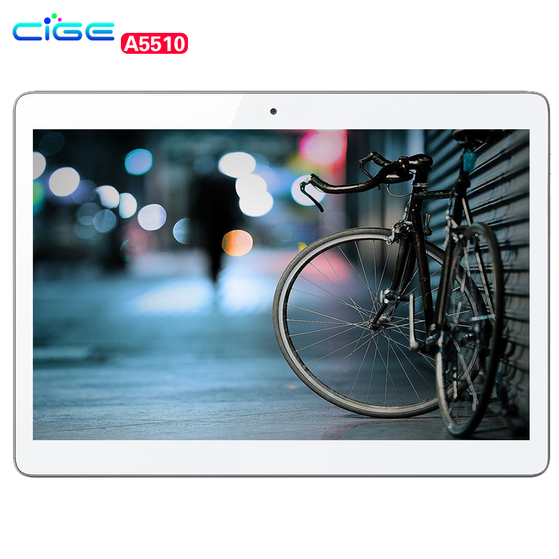 New 4G LTE CIGE A55510 10 1 inch Ram 4GB Rom 64GB Octa Core MT6592 Android